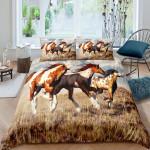Wild And Free Running Horse PTC271123 Bedding Set