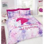 Rainbow Unicorn DAC30117 Bedding Set