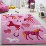 Pink Unicorn PTC021221 Rug