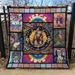 Hippie Vibe PTC021214 Quilt Blanket