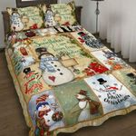 Snowman Christmas MMC03122147 Bedding Set