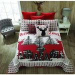Deer Christmas MMC03122323 Bedding Set