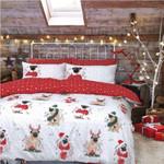 Pug Christmas MMC03122144 Bedding Set