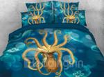 Octopus DAC031229 Bedding Set