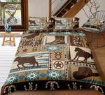 Cowboy Western DAC031251 Bedding Set