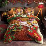 Teddy Bear Christmas Stoc DAC031213 Bedding Set