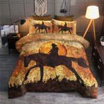 Cowboy Western Mounted DAC031252 Bedding Set