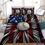 Baseball American DAC031263 Bedding Set