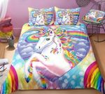 Rainbow Unicorn DAC031224 Bedding Set