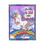 Unicorn MMC0412137 Fleece Blanket