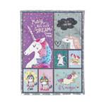 Unicorn MMC0412145 Fleece Blanket