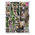 Baby Sloth MMC041242 Fleece Blanket