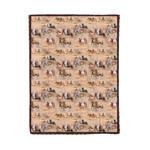 Horse MMC0412110 Fleece Blanket
