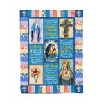 God MMC0412105 Fleece Blanket