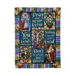 God MMC0412107 Fleece Blanket