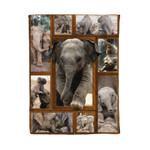 Elephant MMC041294 Fleece Blanket