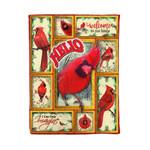 Cardinal MMC041257 Fleece Blanket