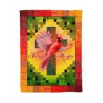 Cardinal MMC041255 Fleece Blanket
