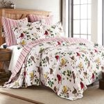 Christmas Cardinal MMC041226 Bedding Set
