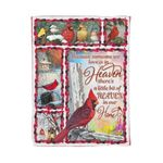 Cardinal MMC041265 Fleece Blanket