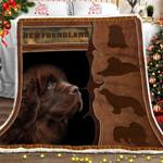 NEWFOUNDLAND DTC0412717 Fleece Blanket