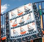 Sailboat DTC0412612 Quilt Blanket