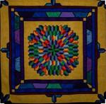 Mandala DTC0412616 Quilt Blanket