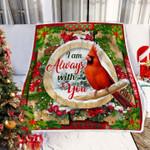 Cardinal Snow Water DTC0412749 Fleece Blanket