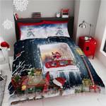 Christmas Snowman DTC0412818 Bedding Set