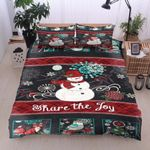 Christmas Snowman DTC0412812 Bedding Set
