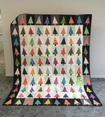 Christmas Forest DTC0412644 Quilt Blanket
