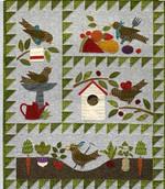 Christmas Bird DTC0412648 Quilt Blanket