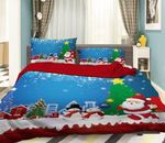 Christmas Snowman DTC0412810 Bedding Set