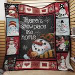 Christmas Snowman DTC0412635 Quilt Blanket