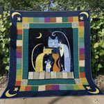 Cat DTC0412652 Quilt Blanket
