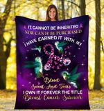 Hummingbird DTC0412720 Fleece Blanket