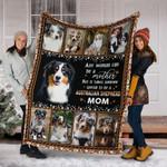 Australian Shepherd DTC0412760 Fleece Blanket