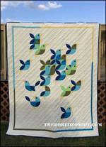 Birds DTC0412662 Quilt Blanket