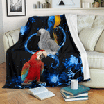 Parrot DTC0412715 Fleece Blanket