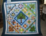 Trees Day DTC0412603 Quilt Blanket