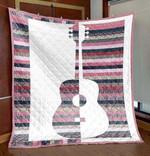 Guitar DTC0412620 Quilt Blanket