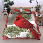 Christmas Cardinal DTC0412823 Bedding Set