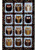 Owl DTC0412614 Quilt Blanket