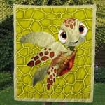 Turtle DTC0412601 Quilt Blanket