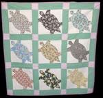 Turtle DTC0412602 Quilt Blanket