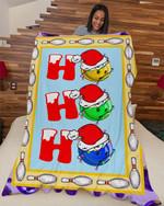 Bowling Ho Ho Ho Blanket DTC0412751 Fleece Blanket