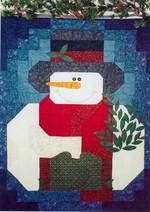 Christmas Snowman DTC0412632 Quilt Blanket