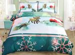 Deer Christmas DTC0412806 Bedding Set