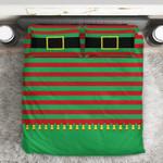 3D Christmas Elf Outfit DAC0412123 Bedding Set