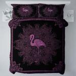 Mandala Flamingo DAC041291 Bedding Set